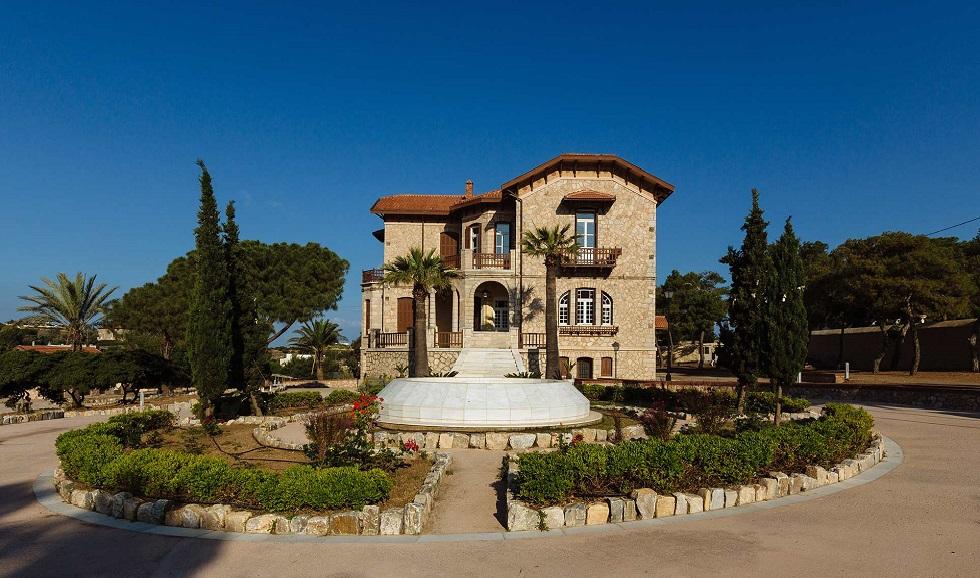SYROS TREKKING house